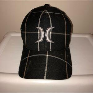Black Hurley Hat
